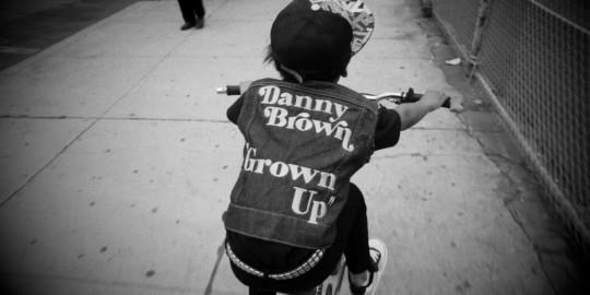 DANNY BROWN REMIX CONTEST