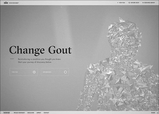 CHANGE GOUT